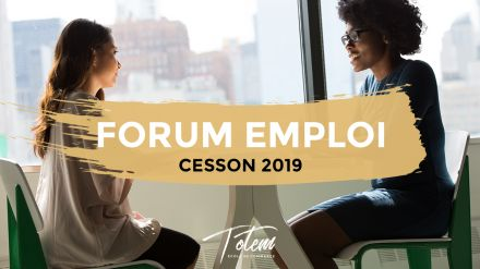 Forum Emploi Cesson 2019