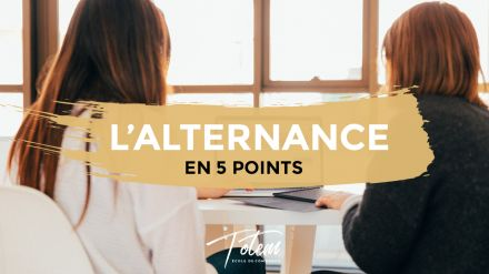 L'alternance en 5 points